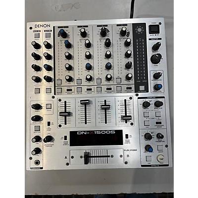 Denon DJ DNX1500S DJ Mixer