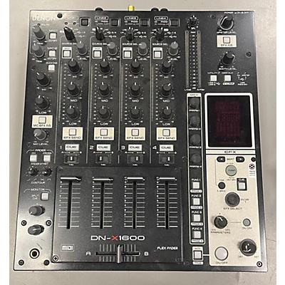 Denon DJ DNX1600 DJ Mixer