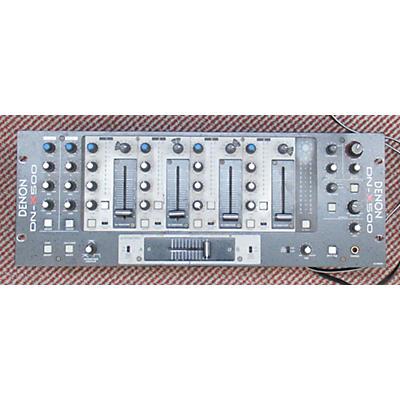 Denon DJ DNX500 DJ Mixer