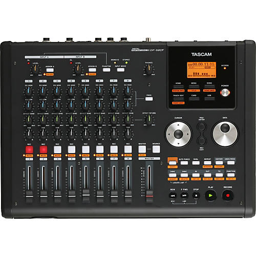 Tascam DP-02CF Digital Portastudio