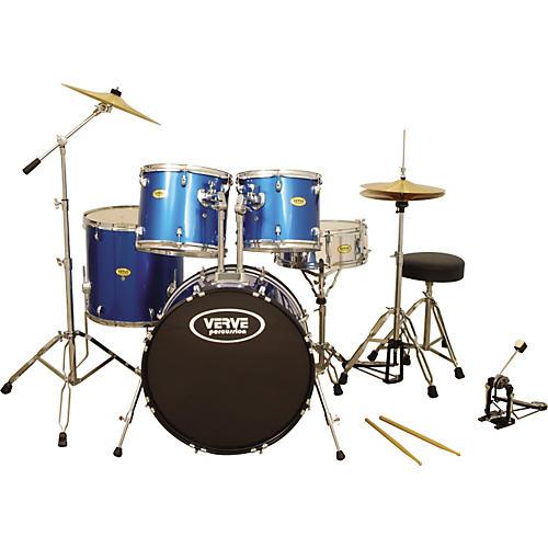 Verve DP-22APEX 5 Piece Drum Set