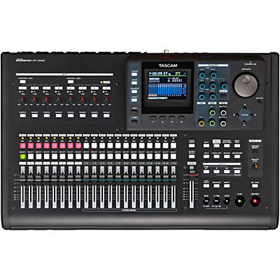 Tascam DP-32SD Digital 32-Track Portastudio