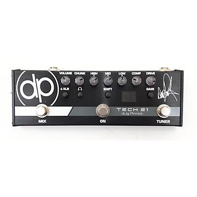 Tech 21 DP-3X Bass Effect Pedal