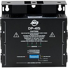Elation DP-415 4-Channel DMX Dimmer/Switch Pack