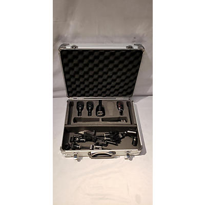 Audix DP 5A 5-Piece Percussion Microphone Pack