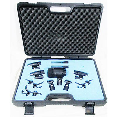 Apex DP-6 Percussion Microphone Pack