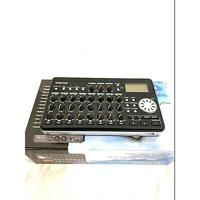 TASCAM DP008 MultiTrack Recorder