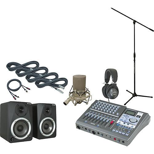 Tascam DP01FX Studio Package