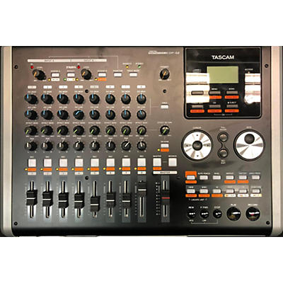 TASCAM DP02CF MultiTrack Recorder