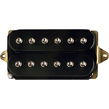 DP156 Humbucker From Hell Black F-Spaced