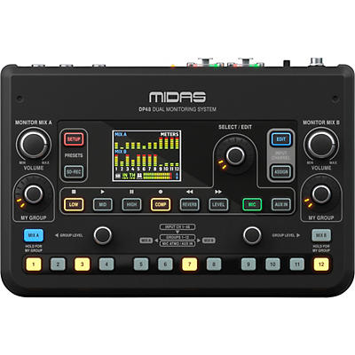 Midas DP48 48-Channel Digital Personal Mixer