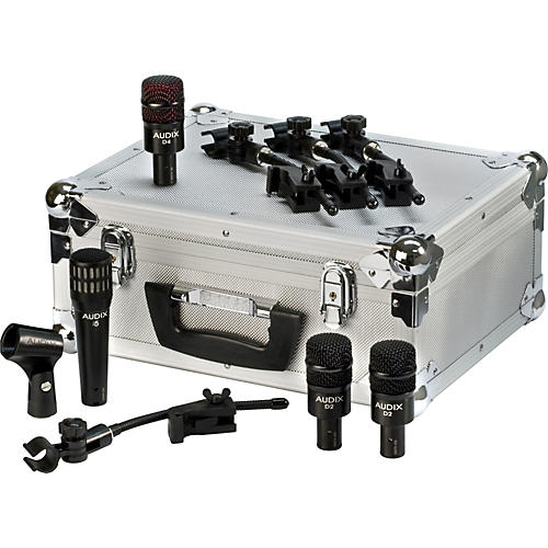 Audix DP4A Drum Microphone Pack