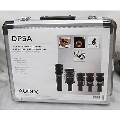 Audix DP5A 5-Piece Percussion Microphone Pack