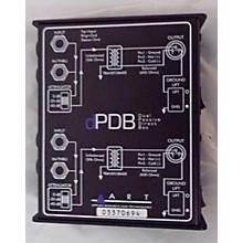 Art DPDB Dual Passive Direct Box Direct Box