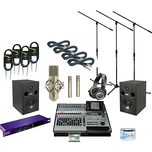 Akai Professional DPS24 Studio Package