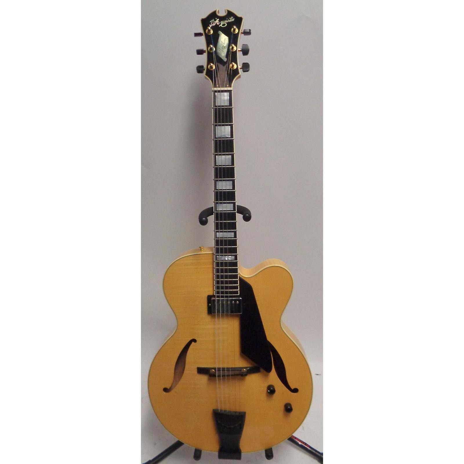 D'Aquisto DQ Jazz Line Hollow Body Electric Guitar
