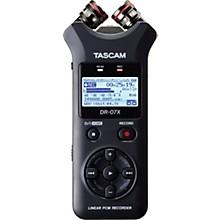 Open BoxTascam DR-07X Portable Digital Recorder