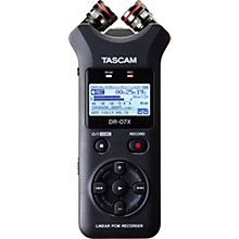 Open Box Tascam DR-07X Portable Digital Recorder