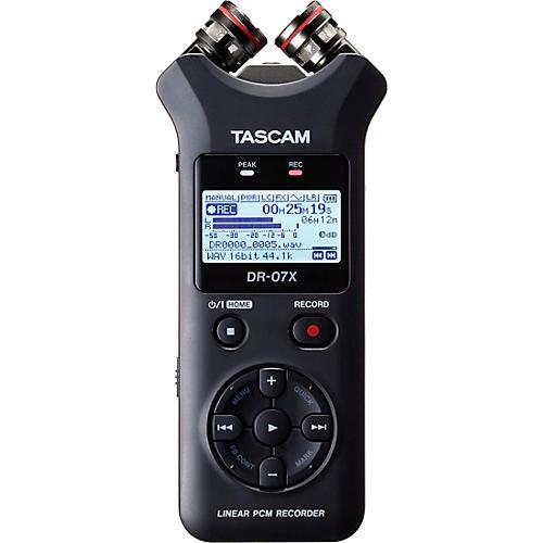 Tascam DR-07X Portable Digital Recorder