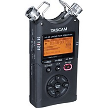 Open Box Tascam DR-40 Portable Digital Recorder