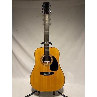 SIGMA DR-4H Acoustic Guitar