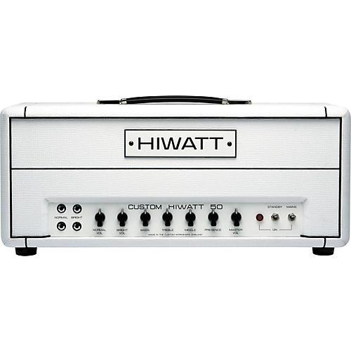 Hiwatt DR-504 Custom 50 50W Tube Guitar Amp Head
