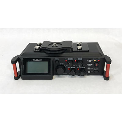 TASCAM DR-70D MultiTrack Recorder