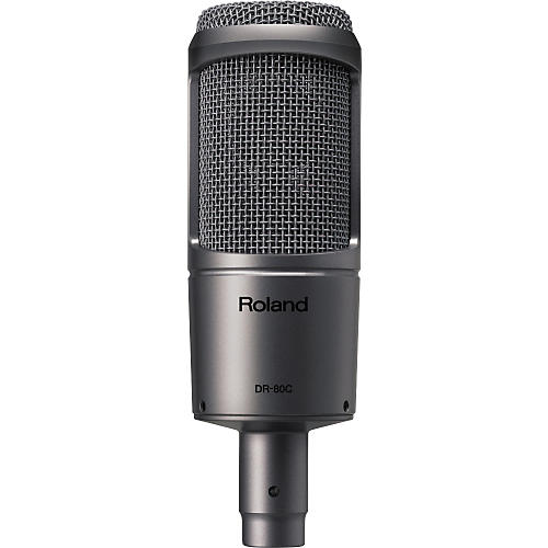 Roland DR-80C Studio Condenser Microphone