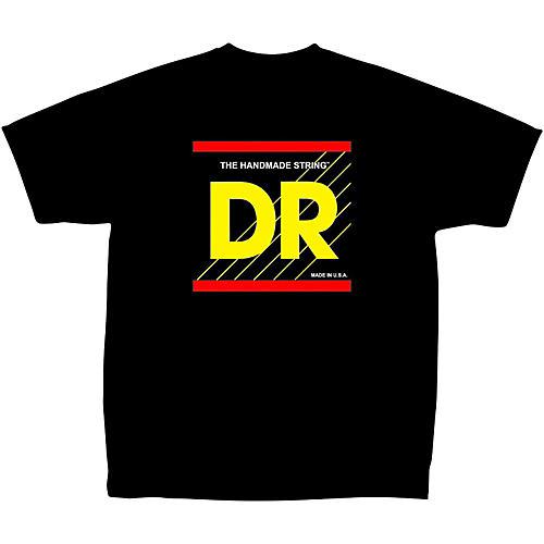 DR Strings DR Logo T-Shirt Large