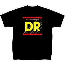 DR Strings DR Logo T-Shirt