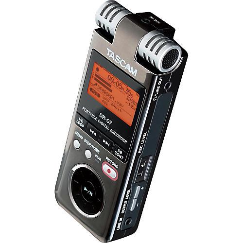 Tascam DR07 Handheld Digital Recorder Limited Edition