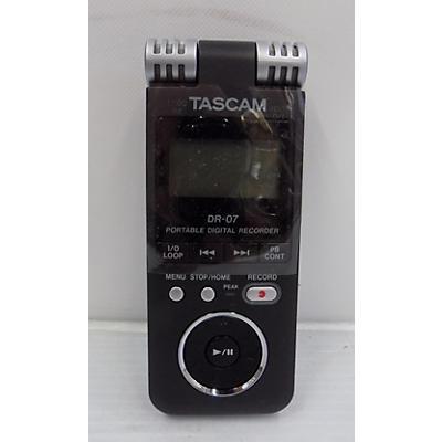 TASCAM DR07 MultiTrack Recorder