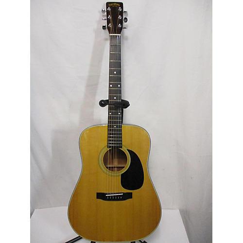 SIGMA DR3 Acoustic Guitar Natural