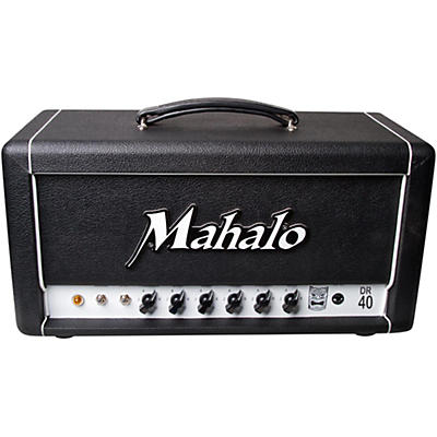 Mahalo DR40 40W Guitar Tube Head