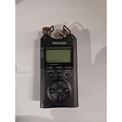 TASCAM DR40X MultiTrack Recorder