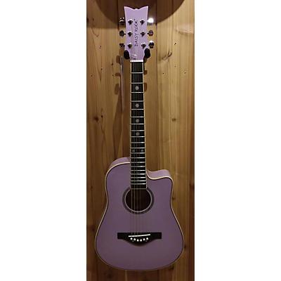 Daisy Rock DR6262AU Acoustic Guitar