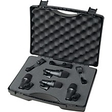 Open BoxDigital Reference DRDK4 4-Piece Drum Mic Kit