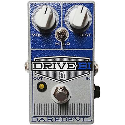Daredevil Pedals DRIVE-Bi Dual Gain Distortion Effects Pedal