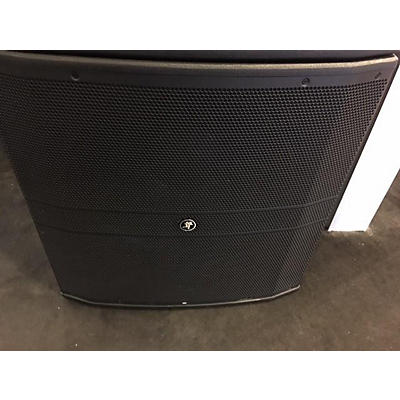 Mackie DRM18S Powered Subwoofer