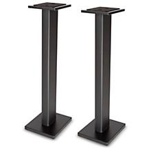 Open BoxDR Pro DRPRO SMS1BK Wood Studio Monitor Stand (Pair)