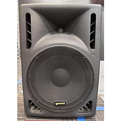 Gemini DRS-15P Powered Speaker
