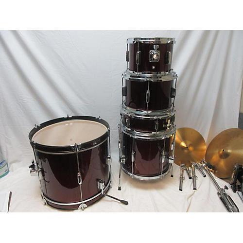 Rogue DRUM KIT Drum Kit Wine Red