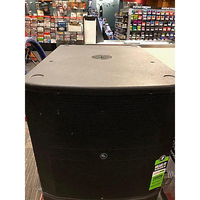 Mackie DRUM18S Powered Subwoofer