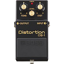 Open Box Boss DS-1 Distortion 40th Anniversary Guitar Effects Pedal
