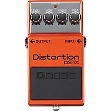 Open BoxBoss DS-1X Distortion Guitar Effects Pedal