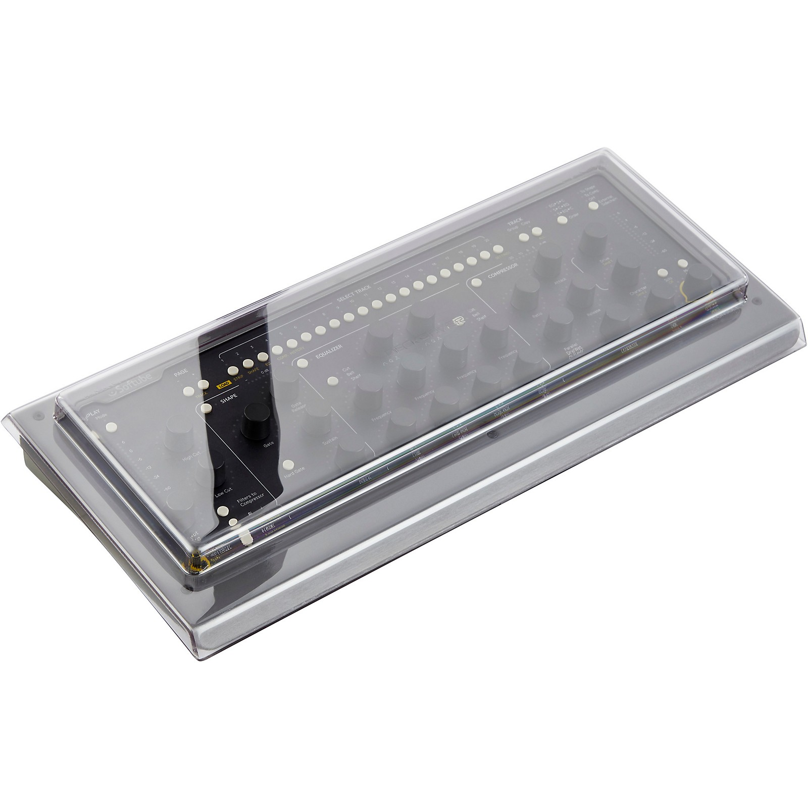 Decksaver DS-PC-CONSOLE1 SOFTUBE CONSOLE 1 COVER