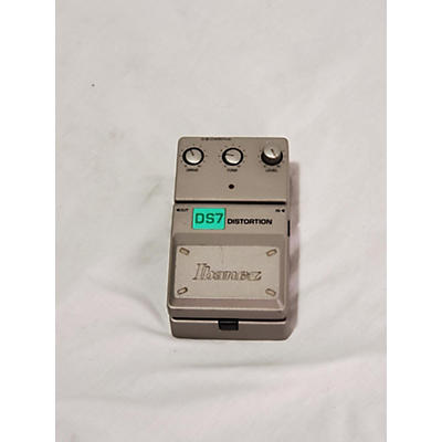 Ibanez DS7 DISTORTION Effect Pedal