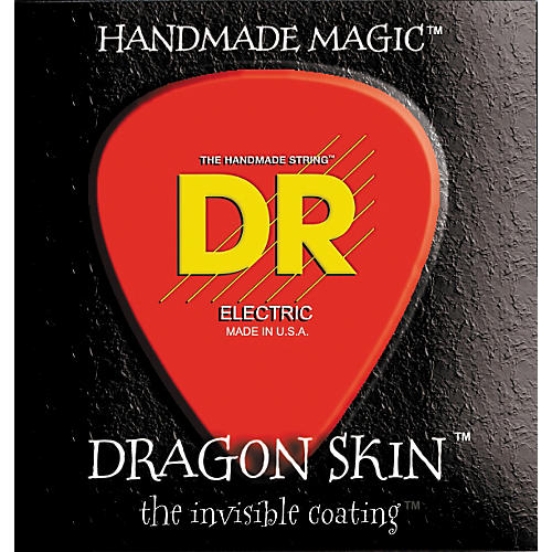 DR Strings DSB-45 Dragon Skin Coated Medium 4-String Bass Strings