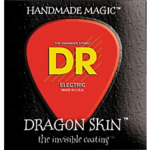 Open Box DR Strings DSB6-30 Dragon Skin Coated Medium 6-String Bass Strings