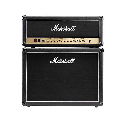 Marshall DSL100H / MX212 100W 2x12 All Tube Guitar Stack w/ Celestion Seventy 80's